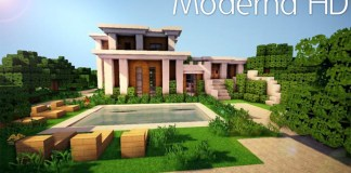 Moderna HD Resource Pack for Minecraft