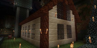 Baldur's Craft Resource Pack for Minecraft