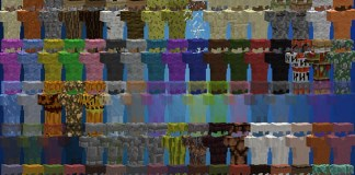 Block Armor Mod for Minecraft