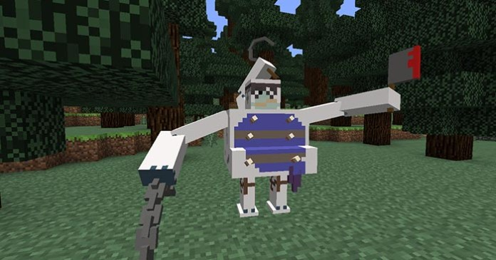 World of Warcraft Mod for Minecraft