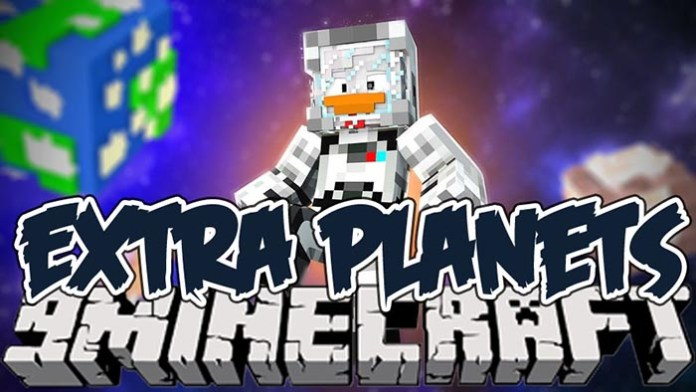 Extra Planets Mod for Minecraft