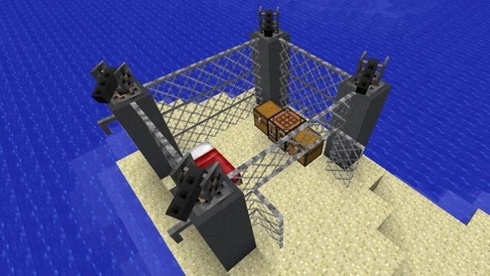 Open Modular Turrets Mod