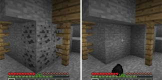 Ore Excavation Mod for Minecraft