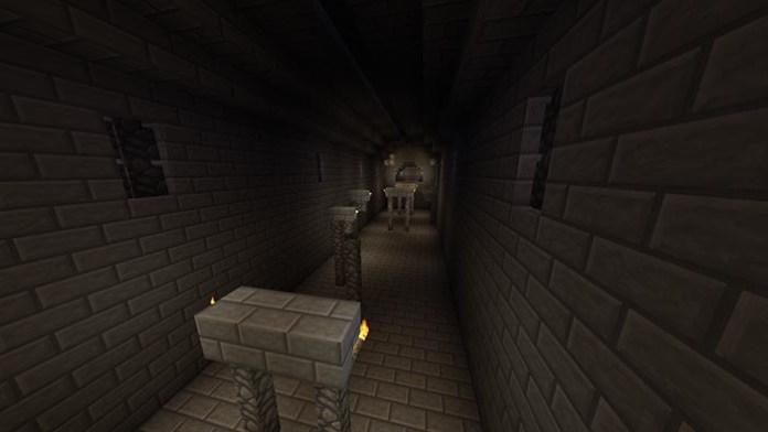 Castle Escape Map