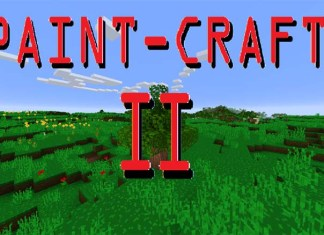 Paint-Craft II Resource Pack for Minecraft