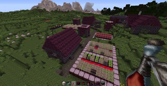 Ender Apocalypse Resource Pack for Minecraft