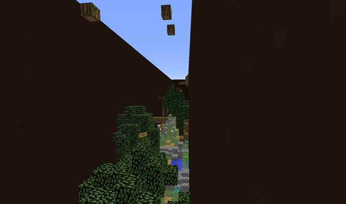 Mad Parkour Map for Minecraft