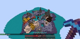 Makers Spleef 2 Map for Minecraft