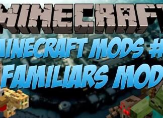 Familiars Mod minecraft