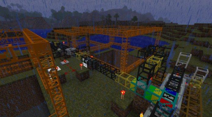 IndustrialCraft Mod for Minecraft 1.12.2/1.11.2 | MinecraftSix
