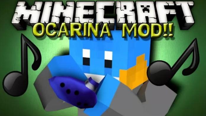 Ocarina-mod-minecraft