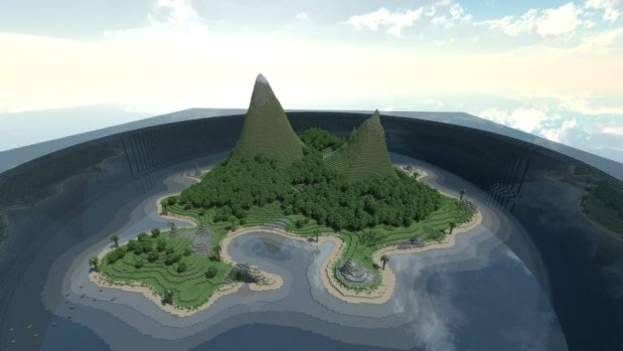the-Sunken-Island-Adventure-map