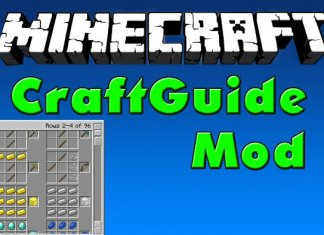craftguide mod minecraft