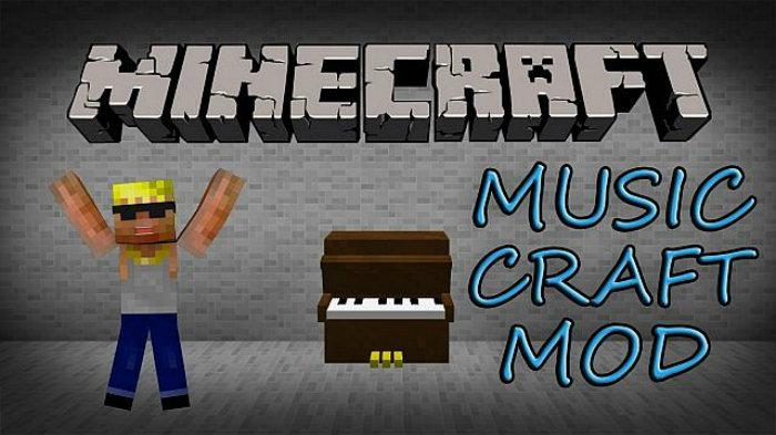 Musiccraft 2 Mod for Minecraft 1 7 10 | MinecraftSix