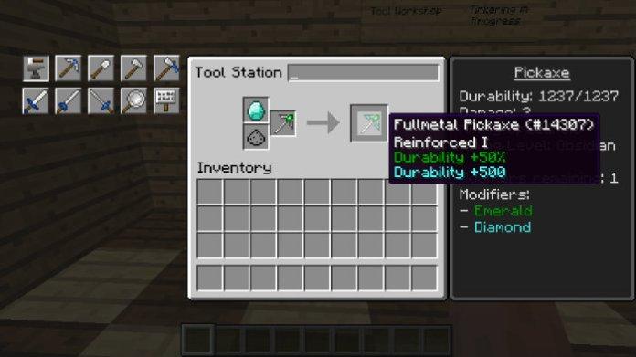 Tinkers Construct Mod for Minecraft 1 12 2/1 11 2 | MinecraftSix