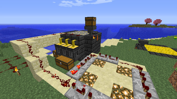 Tinkers' Construct Mod 1.8.8, 1.8.7, 1.8.4, 1.8.3, 1.8.1