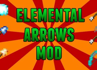 elemental arrows