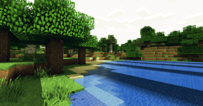 Players will need a powerful graphics card to render the textures and lighting effects with Shaders enabled ... & GLSL Shaders Mod for Minecraft 1.12/1.11.2/1.10.2   MinecraftSix azcodes.com
