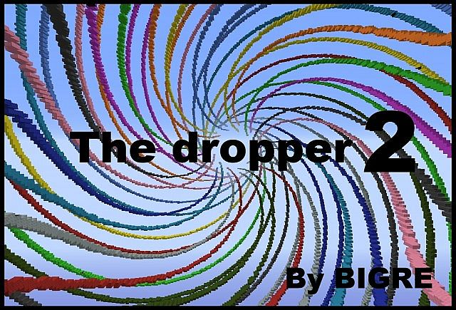 The Dropper 2 Map for Minecraft 1.9/1.8.9 | MinecraftSix on