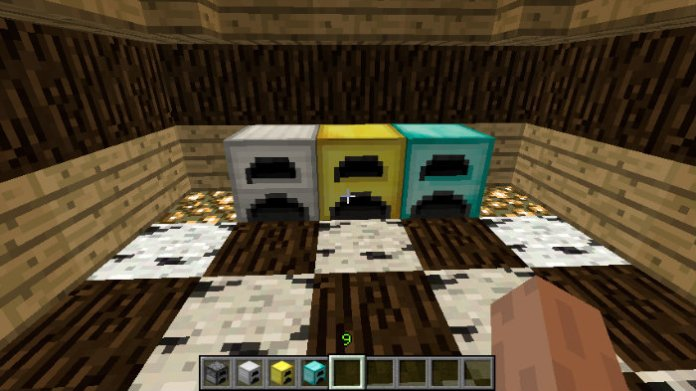 Better furnaces mod for minecraft 1 minecraftsix for How to craft a furnace in minecraft