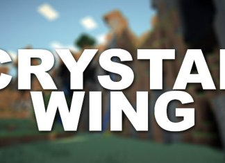 crystal wing