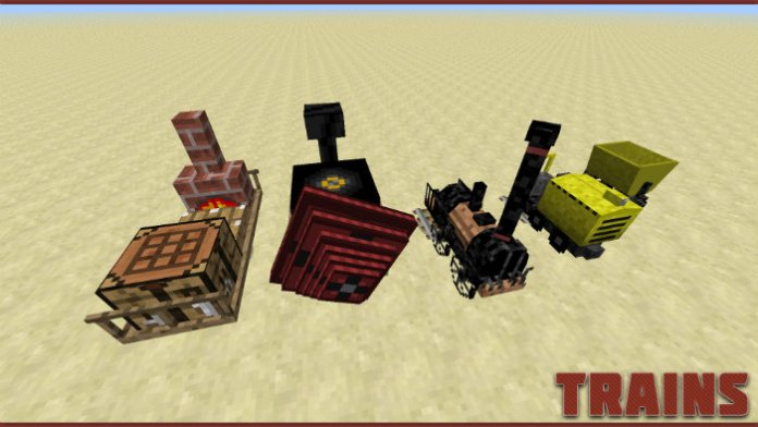 traincraft-minecraft
