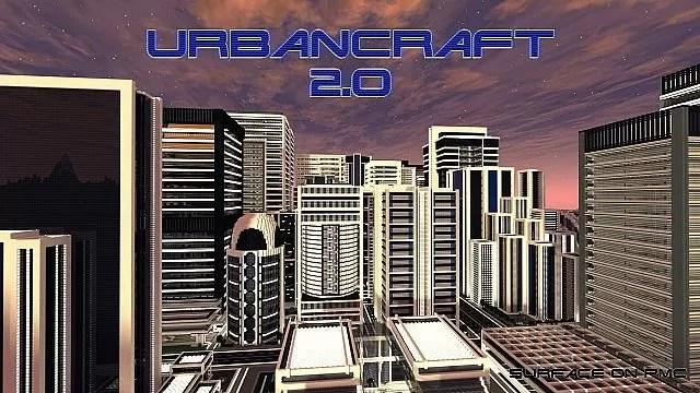 urbancraft-2.0-resource-pack