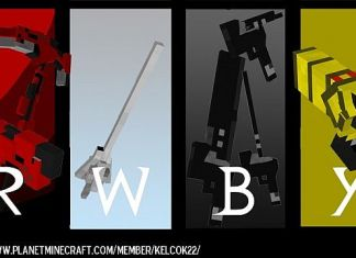 RWBY Craft