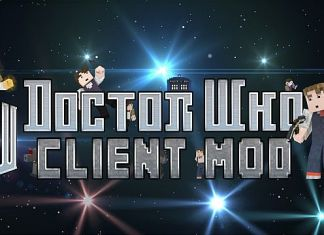 doctor who client mod