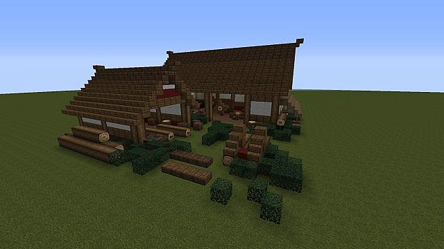 Minecraft Ww Builds