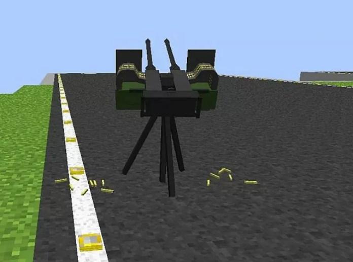 mcheli-mod-turret