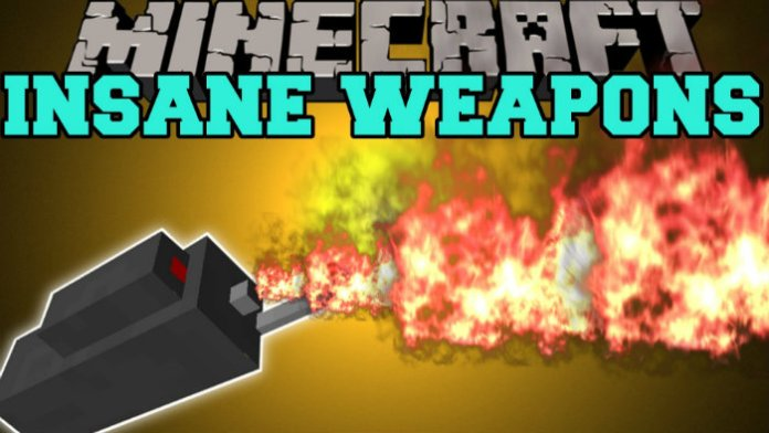 weapons-+-mod