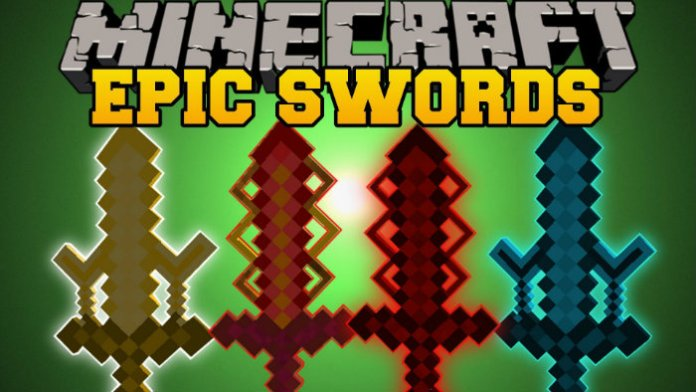 Cyan-Warrior-Swords-minecraft