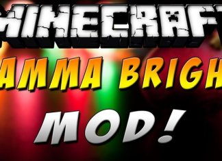 Gammabright minecraft