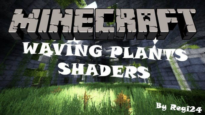 Waving-Plants-Shaders-minecraft