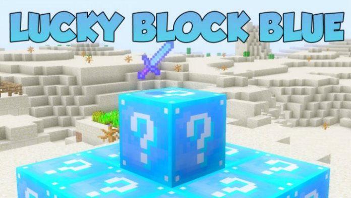 lucky-block-blue-minecraft
