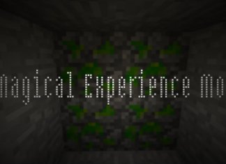 magical experience mod minecraft