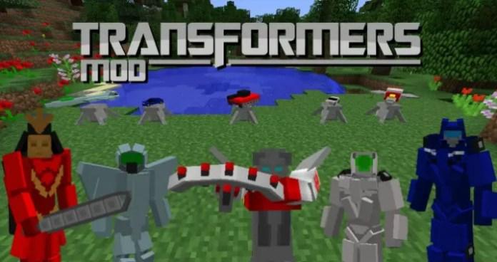 transformers-minecraft