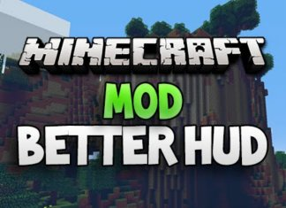 better horse hud mod minecraft