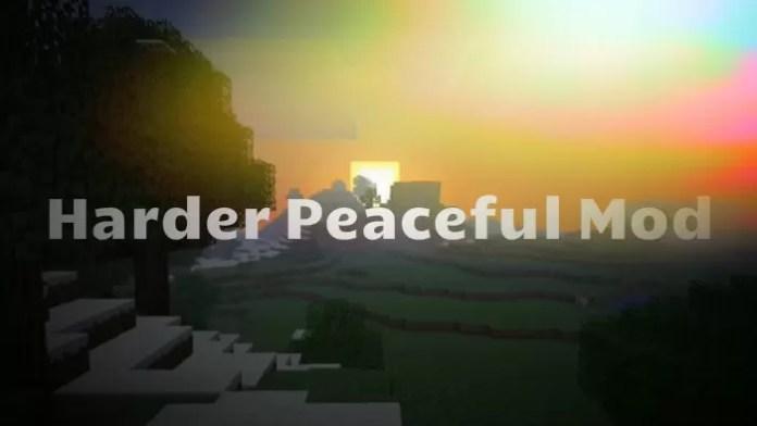 harder-peaceful-mod-minecraft