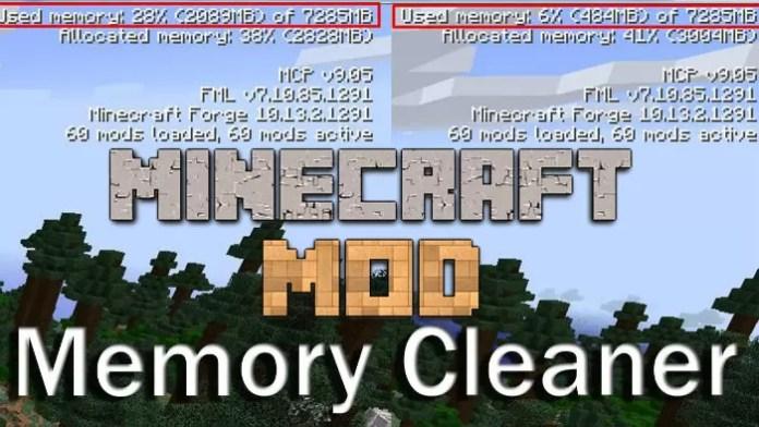 memory-cleaner-mod-minecraft