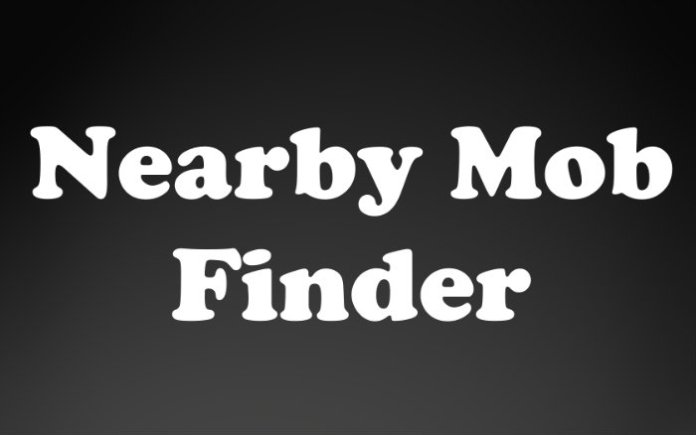 nearby-mob-finder-mod