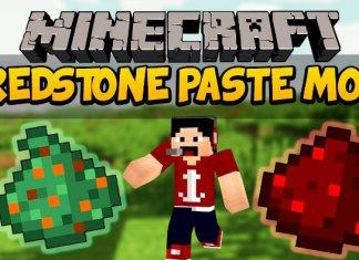 redstone paste