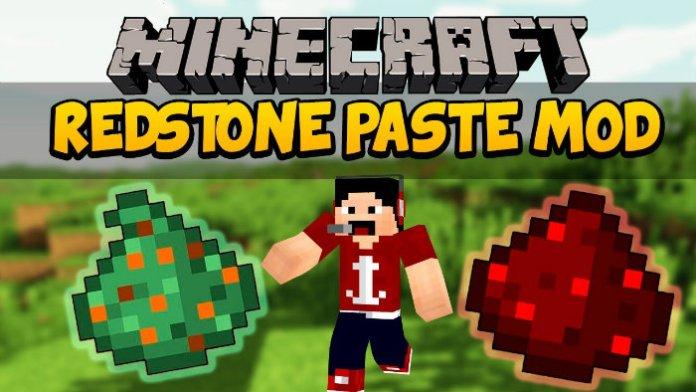 redstone-paste-mod