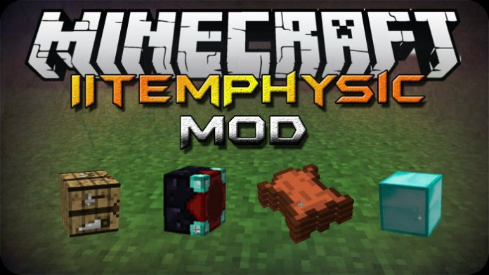 itemphysic-minecraft