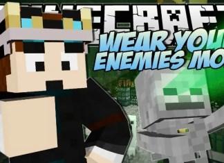 wear your enemies