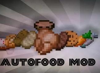 autofood mod minecraft