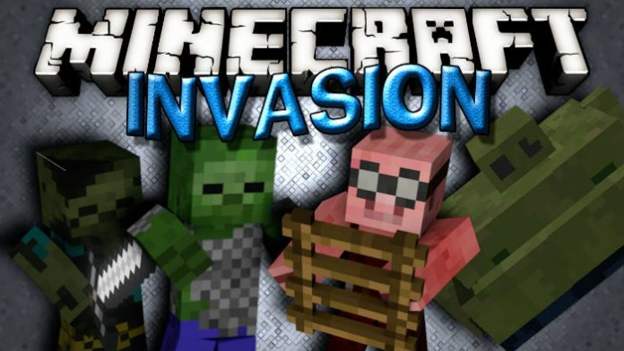 invasion-mod-minecraft