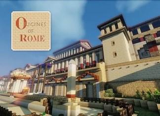 origines of rome