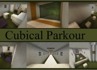 cubical parkour map